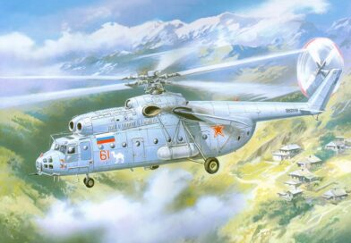 Mil Mi-6 Hook, Helikopter Terbesar Pada Masanya & Pencetak Rekor Yang Sempat Dimiliki Indonesia