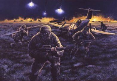 Serangan Pasukan Khusus SAS Ke Pangkalan Udara Argentina di Pulau Pebble, 14-15 Mei 1982